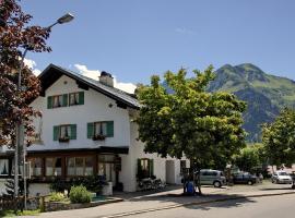 Gästehaus Linder Ferienwohnungen, Mittelberg