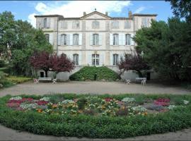 Château de la Condamine, Saint-Hippolyte-de-Caton