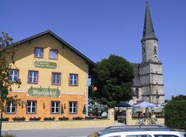 Gasthaus Marienhof, Kirchdorf am Inn