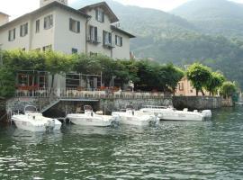Hotel Vapore, Torno