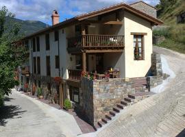 Casa Fidela, Lomeña