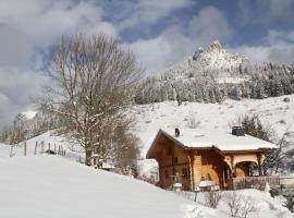 Chalet Haute Savoie, Bernex