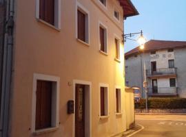 Casa Ravedis, Montereale Valcellina