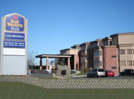 Best Western Laval-Montreal & Conference Centre, لافال