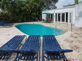 Tropical Villa, Bay Harbor Islands