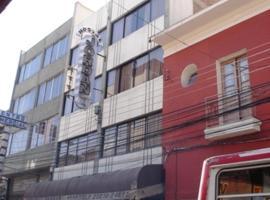 Hostal Jordan, Cochabamba