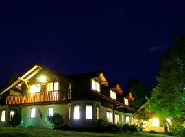 Hotel Salto del Carileufu, Pucón