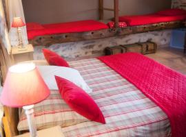 Chambres d'hôtes La Combe de Redoles, Tour-de-Faure