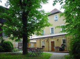 Gast- und Pensions-Haus Hodes, Rudolstadt