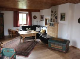Altes Forsthaus, Gebsattel