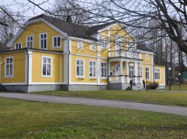 STF Spånhults Herrgård Hotel, Norrahammar