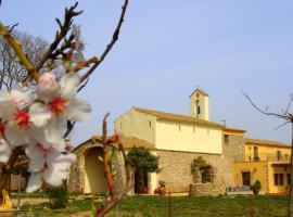 Casa Rural Ermita de Santa Llúcia, Tonya