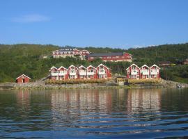 Tjeldsundbrua Hotel, Evenskjer
