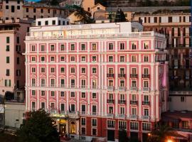 Grand Hotel Savoia, Genua