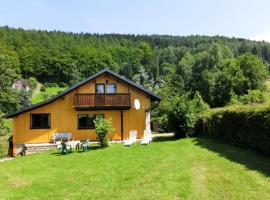 Holiday home Steinbach-Hallenberg, Kurort Steinbach-Hallenberg
