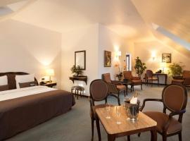 Hotel Kasteel Solhof, Aartselaar