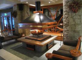Hotel Pacífico, San Carlos de Bariloche