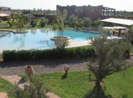 Villa et Appartements Résidence Habiba, Marrakesch