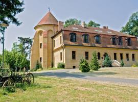 Zamek Dobra, Dobroszyce