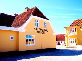 Kallehavegaard Badehotel, Løkken