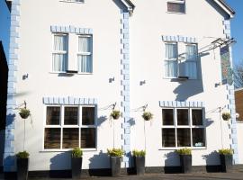 The Peacock Townhouse Hotel Kenilworth - Warwick