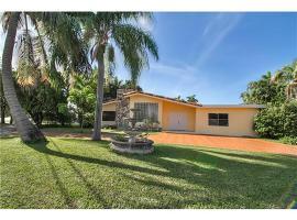 Heart of Miami Vacation Home, Aventura