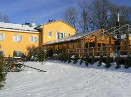 Restaurace a penzion Český les, Horní Folmava