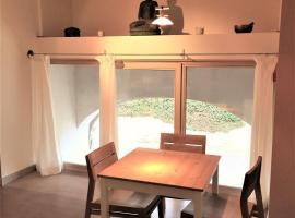 Les Hirondelles, appartement, Evrehailles