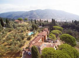 Villa Colle Olivi, Pescia