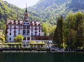 Hotel Vitznauerhof, Vitznau