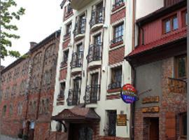 Pensjonat Oleńka, Stolpmünde