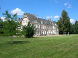 Château de Bois Renard, Saint-Laurent-Nouan