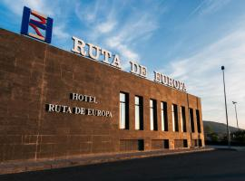 Hotel Ruta de Europa, Vitoria-Gasteiz