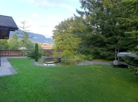 Holiday Home Chalet Aaregg, Brienz