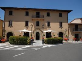 Sangallo Hotel, Monte San Savino