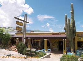 La Cumbre Hostel, Tafí del Valle