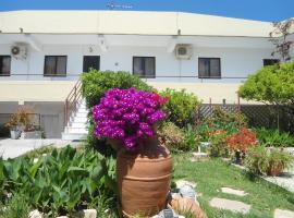 Evi Apartments And Studios, Theologos