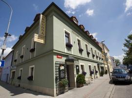 Penzion a Restaurace Stará Roudná, Plzeň