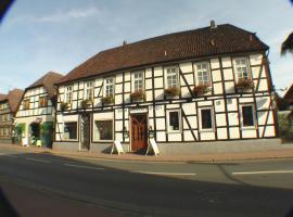 Hotel Goldener Engel, Aerzen