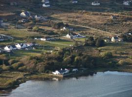Bleanaskill Lodge & Achill Secret Garden