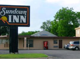 Sundown Inn Burnet, Burnet