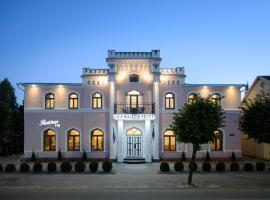 Georgi Hotell, Võru
