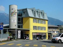 Hotel Movieworld, Spiez