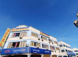 Banting Hotel, Kampung Sungai Manggis