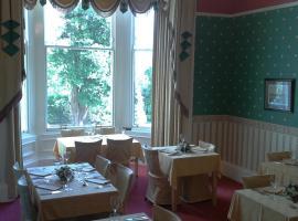 Heatherlie House Hotel, Selkirk