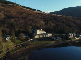 Loch Long Hotel, Arrochar