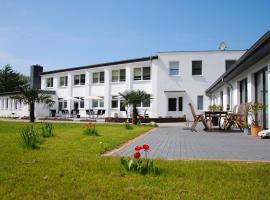 Appartementanlage-Ferienwohnungen Weiße Möwe, Sassnitz