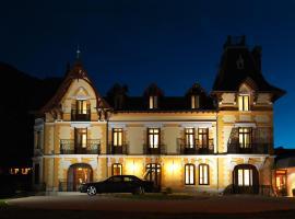 Le Manoir d'Agnès, Tarascon-sur-Ariège