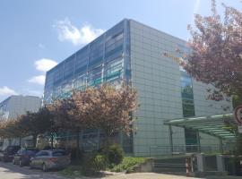 Gästehaus am RPTC, מינכן