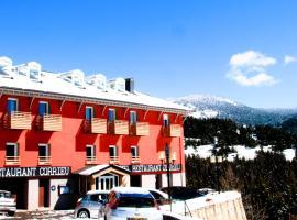 Hotel Corrieu, La Llagonne
